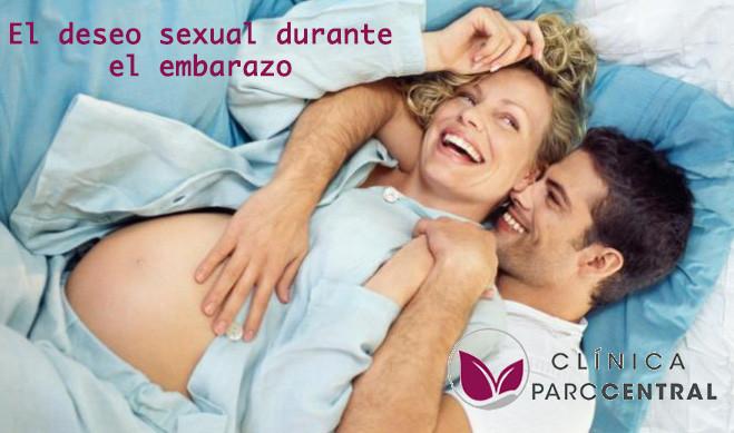 deseo sexual durante el embarazo