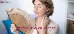 menopausia y verano