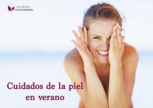 cuidados piel en verano