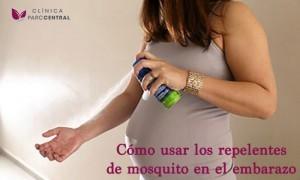 repelente de mosquitos en el embarazo