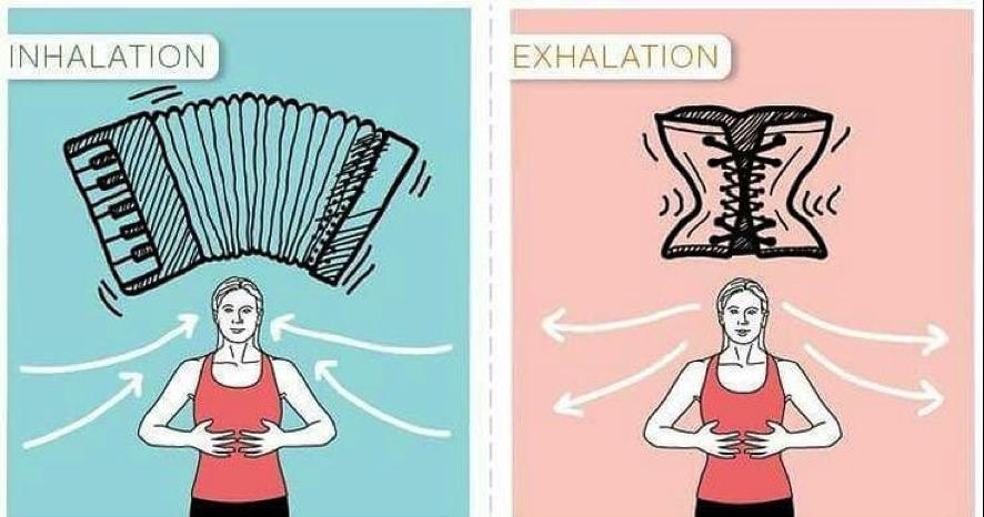 pilates terapéutico respiración